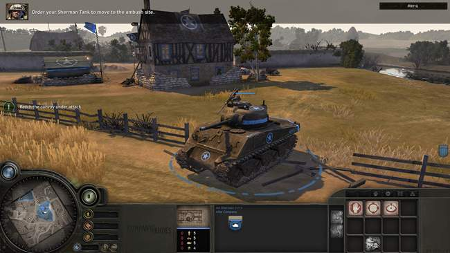 Company of Heroes Free Download PC Game