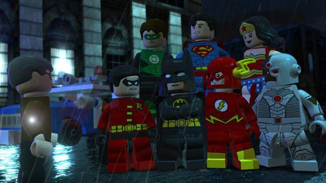 Lego Batman 2 DC Super Heroes Free Download PC Game