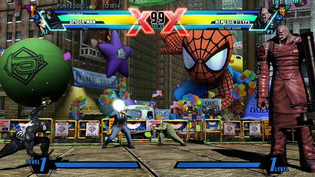 Ultimate Marvel vs Capcom 3 Free Download PC Game