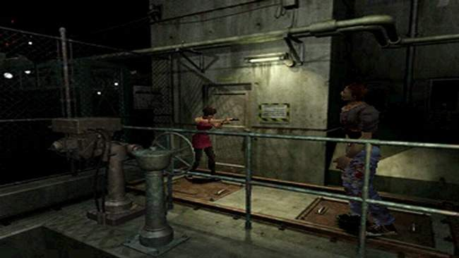 Resident Evil 2 PSX ISO Download