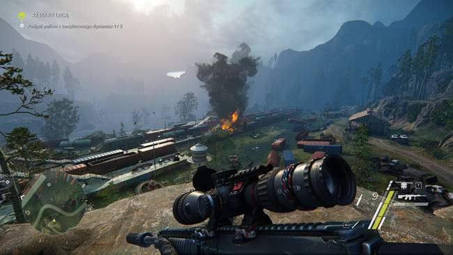 Sniper Ghost Warrior 3 Free Download PC Game