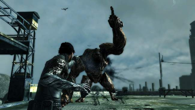 Dark Sector Free Download PC Game