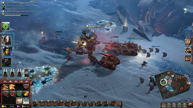 Warhammer 40,000 Dawn of War III Free Download PC Game