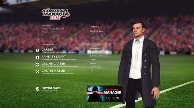 Football Manager 2017 Free Download PC Game
