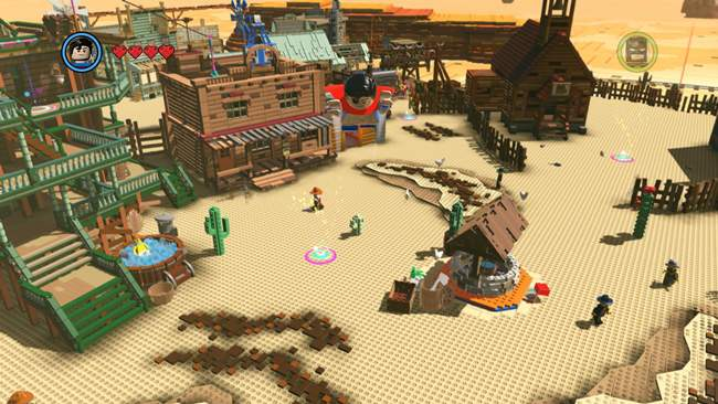 The Lego Movie Videogame Free Download for PC