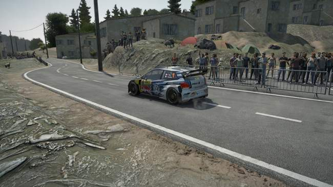 WRC 6 FIA World Rally Championship Free Download PC Game