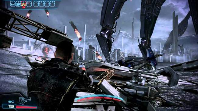 Mass Effect 3 Free Download PC Game