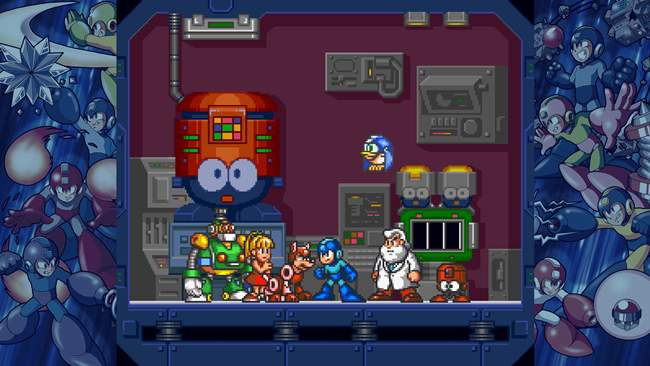 Mega Man Legacy Collection 2 Free Download PC Game