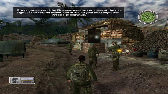 Conflict Vietnam Free Download PC Game