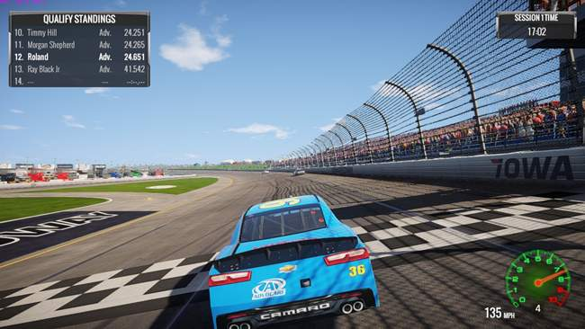 NASCAR Heat 2 Free Download PC Game