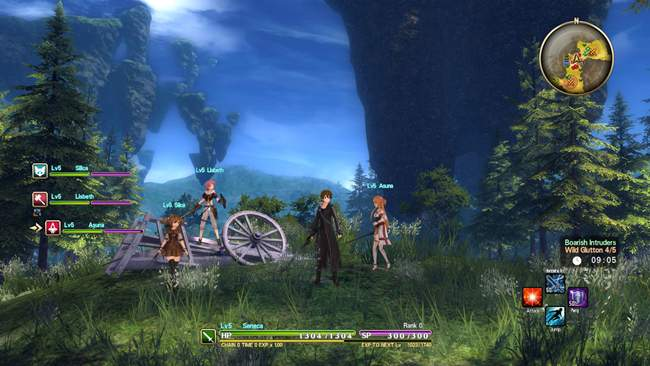 Sword Art Online Hollow Realization Free Download PC Game