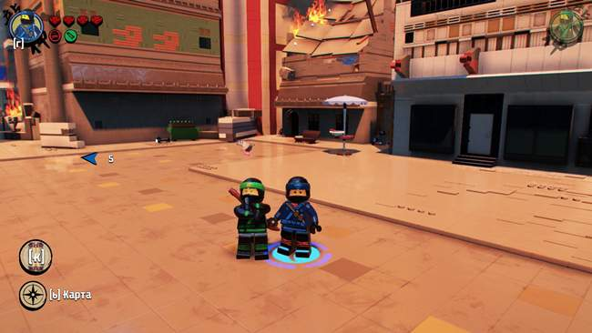 The Lego Ninjago Movie Video Game Free Download | Hienzo.com