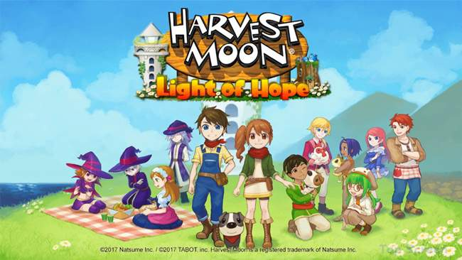 Harvest Moon Light of Hope Free Download PC Game