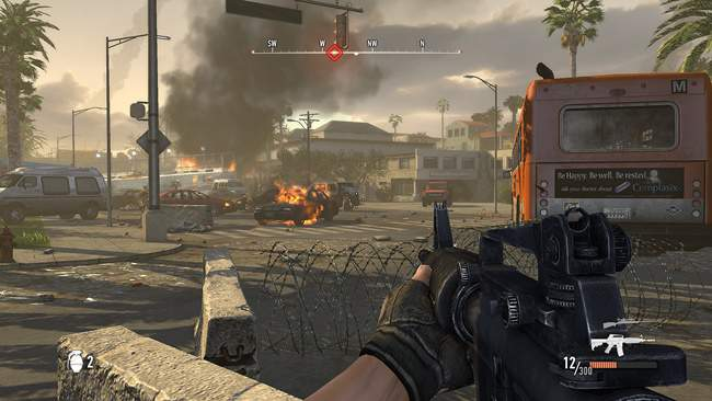 Battle Los Angeles Free Download PC Game