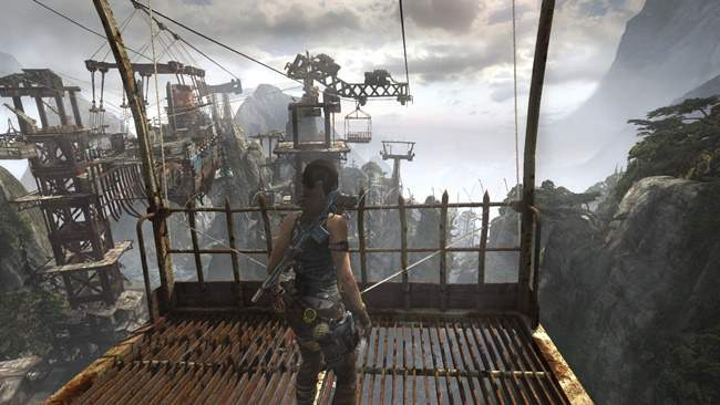 Tomb Raider 2013 Free Download PC Game