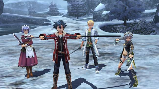 The Legend of Heroes Trails of Cold Steel II Free Download PC Game