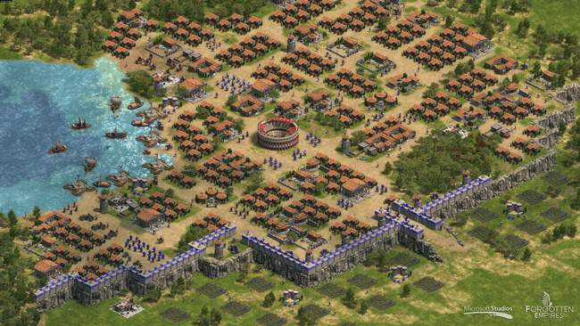 Age of Empires Definitive Edition Free Download PC Game