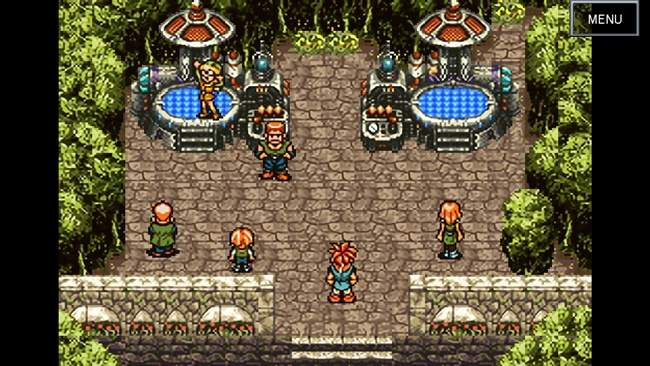 Chrono Trigger PC Game Free Download | Hienzo.com