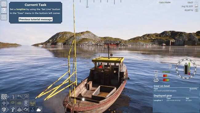 Fishing Barents Sea Free Download PC Game