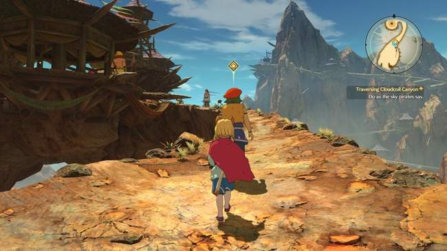 Ni no Kuni II Revenant Kingdom Free Download PC Game