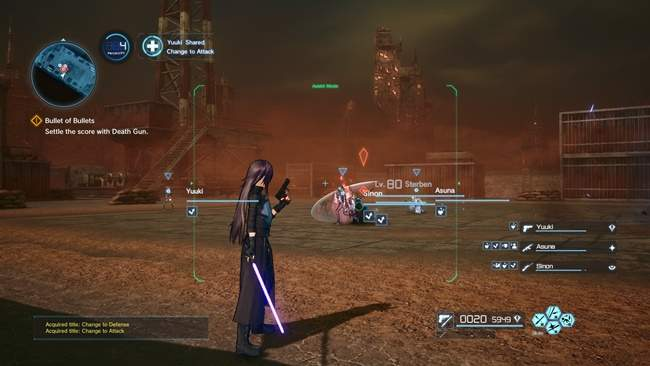 Sword Art Online Fatal Bullet Free Download PC Game