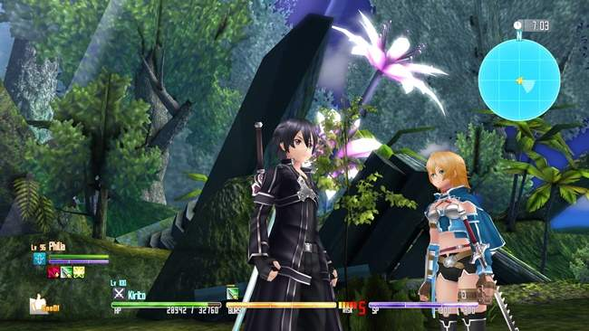 Sword Art Online Hollow Fragment Free Download PC Game