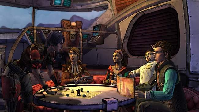 Tales from the Borderlands Free Download PC Game