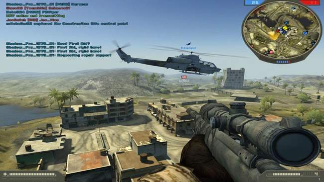 Battlefield 2 Deluxe Edition Free Download PC Game