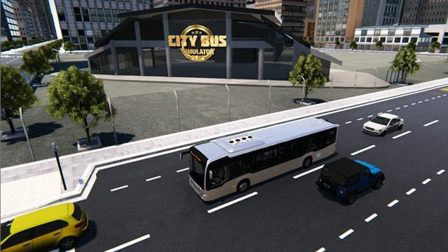 City Bus Simulator 2018 Free Download PC Game