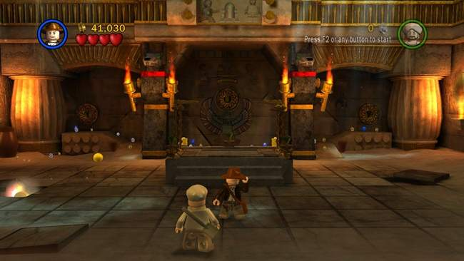 Lego Indiana Jones Free Download PC Game