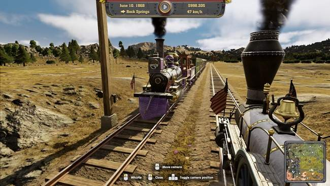 Railway Empire Free Download PC Game