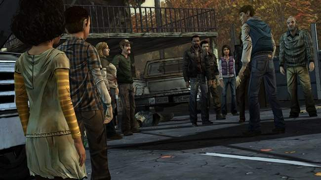 The Walking Dead Free Download PC Game