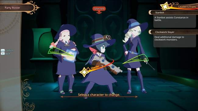 Little Witch Academia Chamber of Time Free Download PC Game