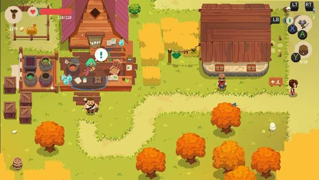 Moonlighter Free Download PC Game