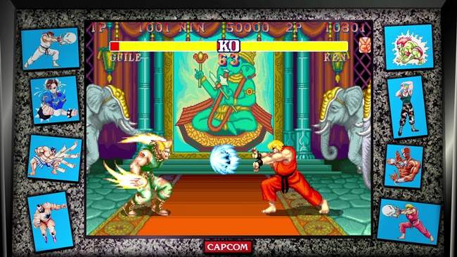 Street Fighter 30th Anniversary Collection Free Download ...