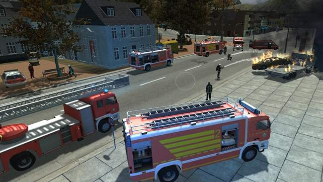 Firefighters 2014 Free Download PC Game