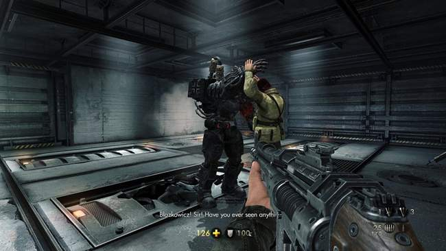 Wolfenstein The New Order Free Download PC Game
