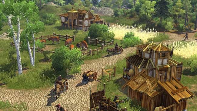 The Settlers: Rise Of An Empire Free Download PC Game
