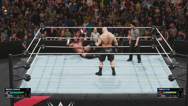 WWE 2K19 Free Download PC Game