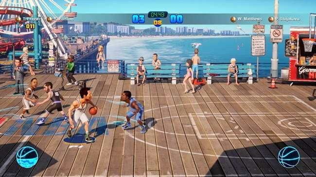 NBA 2K Playgrounds 2 Free Download PC Game