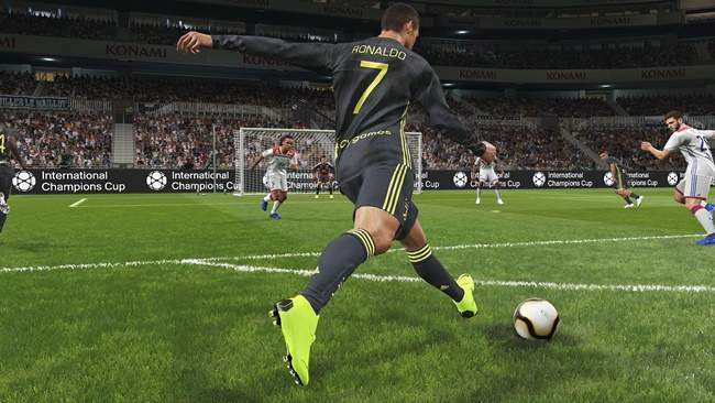 Pro Evolution Soccer 2019 Free Download PC Game