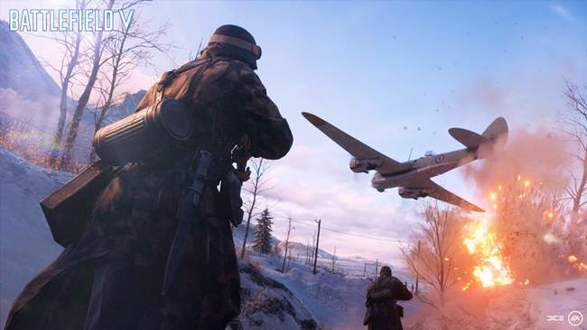 Battlefield V Free Download PC Game