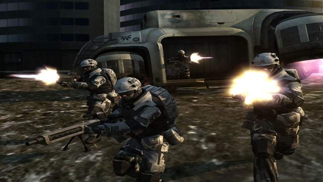 Battlefield 2142 Free Download PC Game