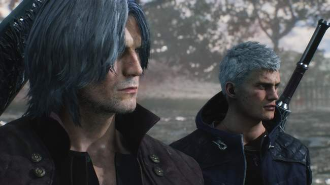 Devil May Cry 5 Free Download PC Game