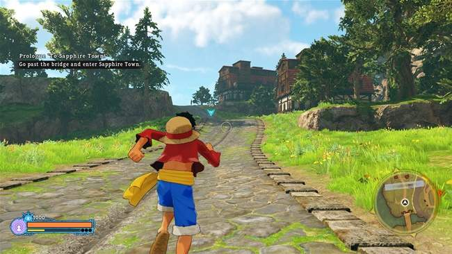 One Piece World Seeker Free Download PC Game