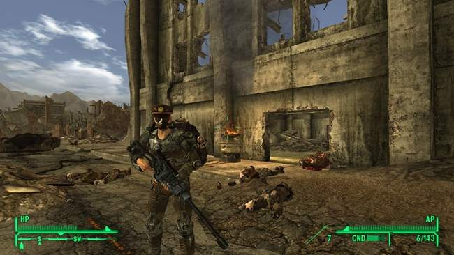 Fallout New Vegas Free Download PC Game