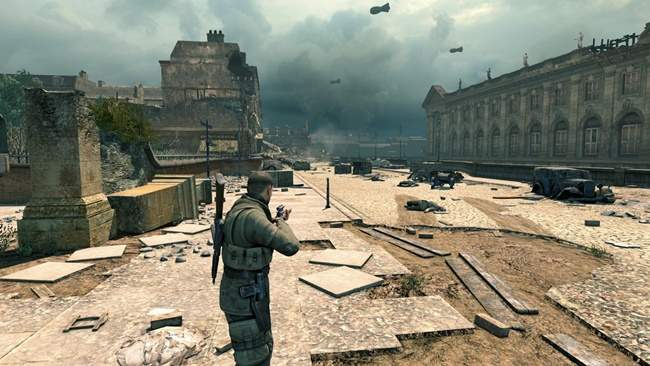 Sniper Elite V2 Remastered Free Download PC Game