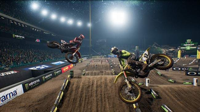 Monster Energy Supercross Free Download PC Game
