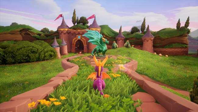 Spyro Reignited Trilogy Free Download PC Game
