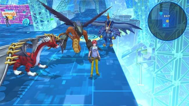 Digimon Story Cyber Sleuth Free Download PC Game